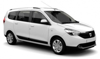 Dacia Lodgy 5 PL 1.5 DCI 90 Silver Line