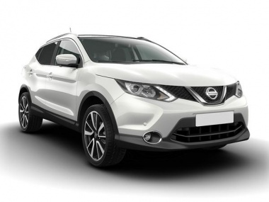 Nissan Qashqai 2014 1.6 DCI 130 All Mode 4x4 Visia