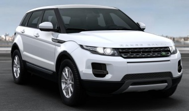 Land Rover Evoque 2.2 eD4 150 4x2 Pure