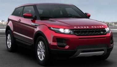 Land Rover Evoque Coupé 2.2 eD4 150 4x2 Pure