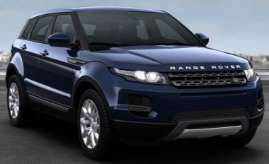 Land Rover Evoque 2.2 eD4 150 4x2 Pure Pack Tech