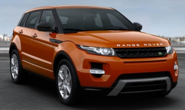 Land Rover Evoque 2.2 eD4 150 4x2 Dynamic