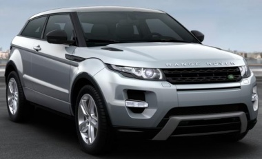 Land Rover Evoque Coupé 2.2 TD4 150 BVA 4x4 Dynamic