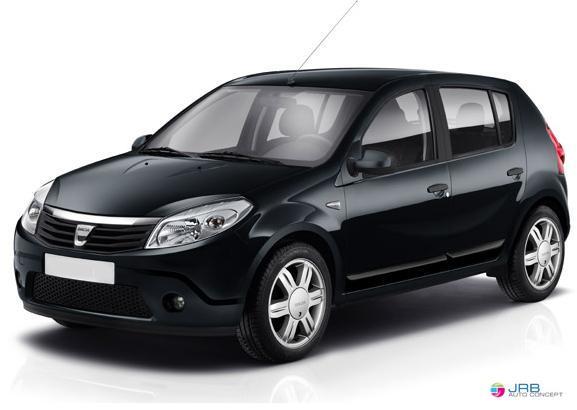 dacia sandero 1 5 dci 75 fap eco2 black line 2 jrb auto concept voiture neuf occasion. Black Bedroom Furniture Sets. Home Design Ideas