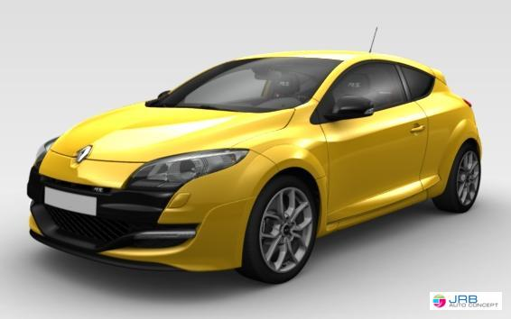 renault megane coup rs jrb auto concept voiture neuf occasion marseille. Black Bedroom Furniture Sets. Home Design Ideas
